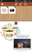 Screenshot of ezPDF Cup - PDF Scanner & Clip