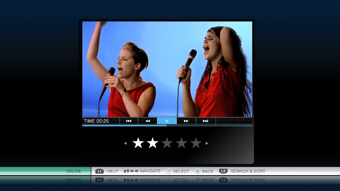 SingStar PS3 track list exposed