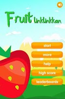 Screenshot of FRUIT Link Link (MATCH)