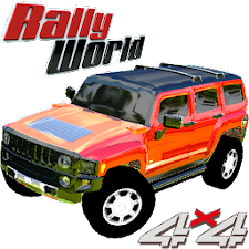 4x4 Rally: Off-Road Demo