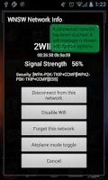 Screenshot of A Wifi Network Switcher Widget