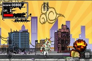 Screenshot of Apocalyptic Unicorn