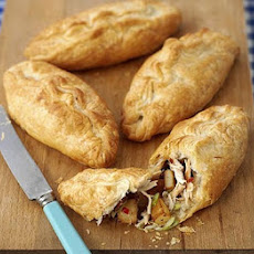 Spicy Chicken & Bacon Pasties
