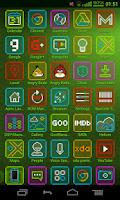 Screenshot of LEDed - a CM9 / CM10 Theme