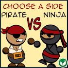 Pirate Vs Ninja icon