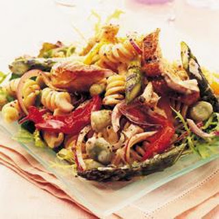 Summer Chicken And Pasta Salad