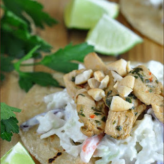 Asian Chicken Tacos Recipes