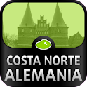 Costa Norte de Alemania Minube icon