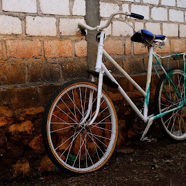 Broken  by Taufan F Adryan - Transportation Bicycles