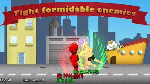 DragonutZ: Tiny Warrior - screenshot