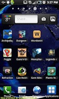 Screenshot of Satellite Wallapaper