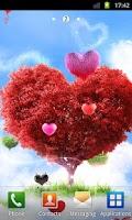 Screenshot of Heavenly Hearts Garden HD Free