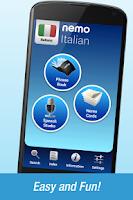 Screenshot of FREE Italian by Nemo