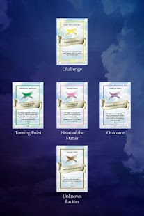 Angel Feather Oracle Cards- screenshot