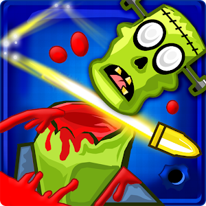 Bloody Monsters - Fun New Zombie / Monsters Shooting Game by RV AppStudios APK Icon