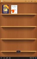 Screenshot of eBook Application