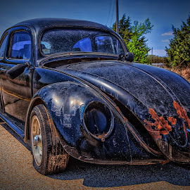Prague VW by Ron Meyers - Transportation Automobiles