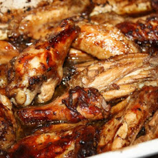 Classic Jerk Chicken Wings In the Oven.