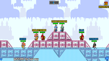 Screenshot of Mobi Army Online