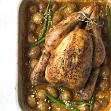 Massaman Curry Roast Chicken