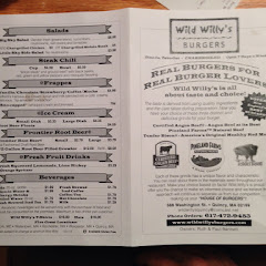 Photo from Wild Willy's Burgers