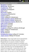 Screenshot of Nutzungsplanung im Reinbestand