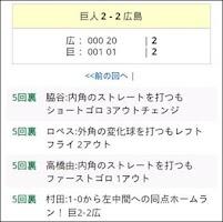 Screenshot of NHKニュース&スポーツ
