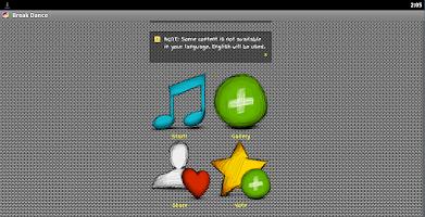 Screenshot of Break Dance