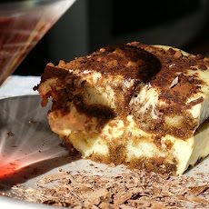 Continental Bistro's To-Die-For Tiramisu