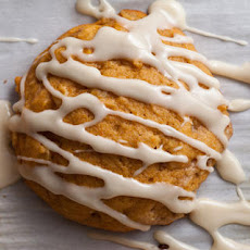 Spiced Pumpkin-Oatmeal Cookies