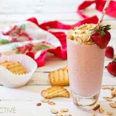 Strawberry Milkshake - Strawberry Short-Shake
