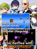 Screenshot of RPG Silver Nornir