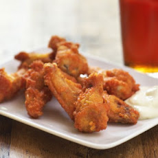 Tabasco Chicken Wings Recipe