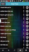 Screenshot of Learn English - Sing2learn