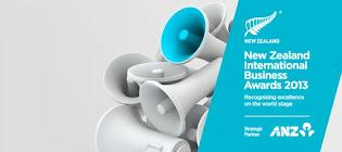Finalists announced in 2013 NZ International Business Awards