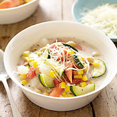Creamy Summer Vegetable Stew