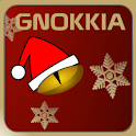 GOSMS Pro Gold Xmas Theme icon