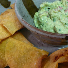 Chipotle's Mexican Grill Spicy Guacamole