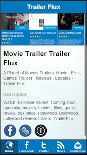 Trailerflux - Movie Trailers - screenshot