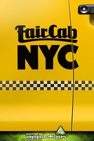 FairCab NYC