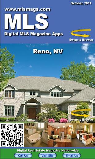 Reno Real Estate MLS Mag