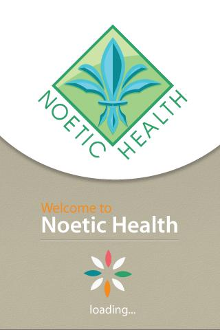 Noetic Health App