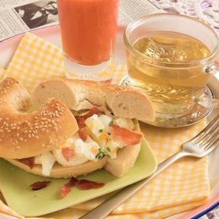 Ham Bagel Recipes