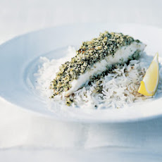 Fish Parcels With Coriander, Ginger & Coconut
