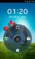 Screenshot of Galaxy S4 Go Locker Theme