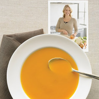 Pureed Butternut Squash Soup