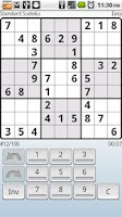 Screenshot of Sudoku Super Sudoku