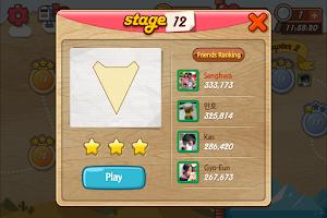 Screenshot of Let's Fold : Adventure