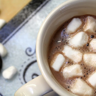 Easy Dairy Free Hot Chocolate