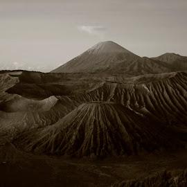 Bromo Mountain by Ja'far Al Alawi - Landscapes Travel